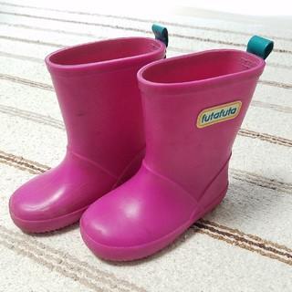 フタフタ(futafuta)のフタフタ レインブーツ 長靴 15.0(長靴/レインシューズ)