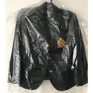 イーストボーイ(EASTBOY)のイーストボーイ ジャケット 120 濃紺 男女兼用 入学式 卒業式(ジャケット/上着)
