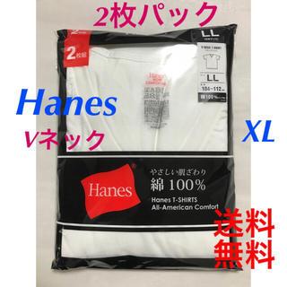 Hanes - ⭐️Hanes インナーTシャツ⭐️お得な2枚パック⭐️