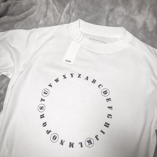 ジエダ(Jieda)のKUDOS クードス Tシャツ(Tシャツ/カットソー(半袖/袖なし))