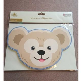ダッフィー(ダッフィー)の香港ディズニーランド ダッフィーマウスパッド(オフィス用品一般)