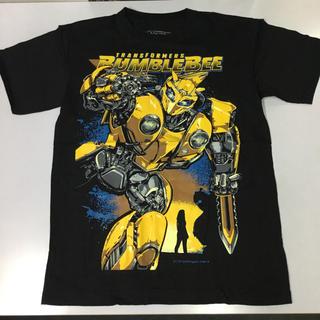 デザインTシャツ Mサイズ トランスフォーマー バンブルビー Bumblebee(Tシャツ/カットソー(半袖/袖なし))
