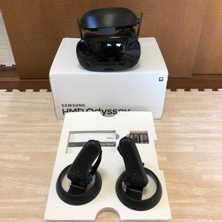 SAMSUNG - サムスン VR HMD Odyssey sumsung VRゴーグル