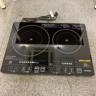 アイリスオーヤマ - 【アイリスオーヤマ 】IHクッキングヒーター EIH1470V-B 2014年製
