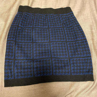 リゼクシー(RESEXXY)の送料込み♡リゼクシーのニットスカート(ミニスカート)