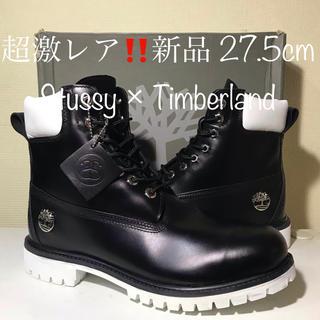 Timberland - 【超激レア‼新品送料込み】27.5cm ティンバーランド × Stussy