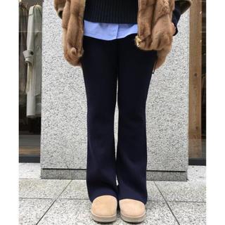 L'Appartement DEUXIEME CLASSE - Flare Knit Pants