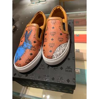エムシーエム(MCM)のMCM 靴 ハイドアンドシーク (新品未使用)(スニーカー)