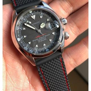 セイコー(SEIKO)のSEIKO ALPIST 4s15 美品 日差10秒(腕時計(アナログ))