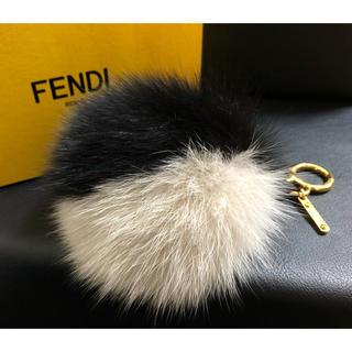 フェンディ(FENDI)の【FENDI】ファーチャーム(バッグチャーム)