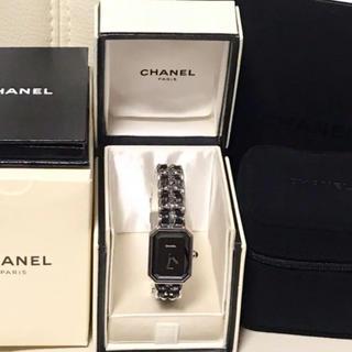 CHANEL - 超美品 短時間3回未満の使用のみ CHANEL プリミエール シルバー
