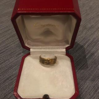 カルティエ(Cartier)のcartier カルティエ ラブリング YG 48 (リング(指輪))