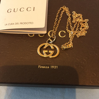 Gucci - 正規品 グッチ チャームネックレス 最終価格です