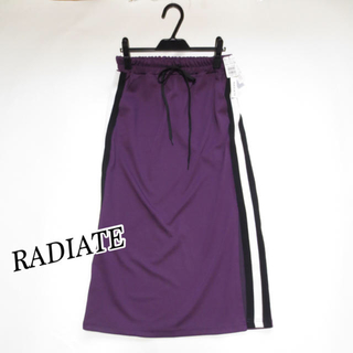 SCOT CLUB - スコットクラブ■ラディエイト■ストレッチサイドラインスカート