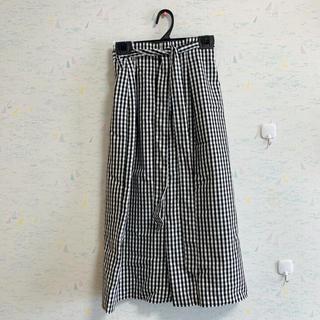 ハニーズ(HONEYS)のハニーズ   ギンガムチェックタイトスカート(ひざ丈スカート)