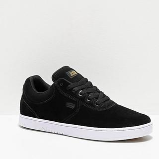 エトニーズ(etnies)のEtnies Joslin Black & White Skate Shoes(スニーカー)