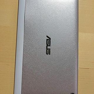 エイスース(ASUS)のASUS ZenPad 7.0 Z370KL SIMフリーモデル シルバー(タブレット)