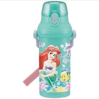 Disney - アリエル 新品 直のみスポーツボトル プラボトル 480ml