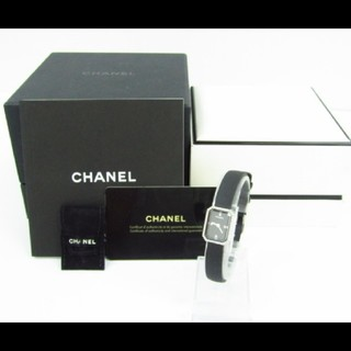 CHANEL - CHANEL シャネル プルミエール 4Pダイヤ ダイヤベゼル クォーツ腕時計