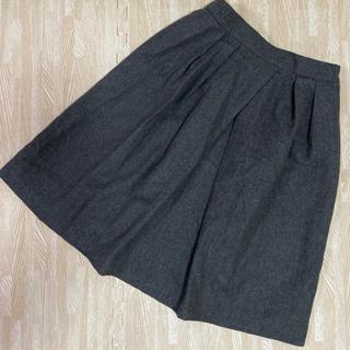SM2 - サマンサモスモスブルー ひざ丈スカート Lサイズ