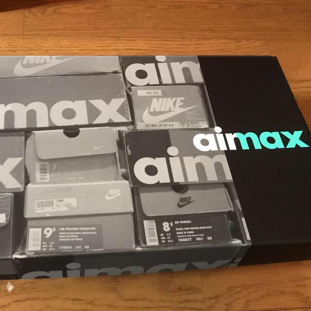 atmos(アトモス)のNIKE【AIRMAX95 JADE】エアマックス95 ジェイド 28.5cm メンズの靴/シューズ(スニーカー)の商品写真