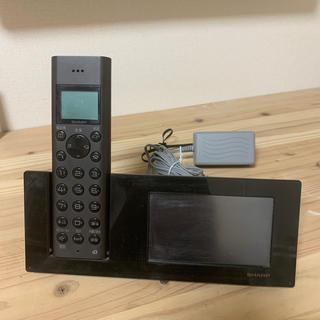 シャープ(SHARP)のコードレス電話 sharp JD-4C1CL(OA機器)