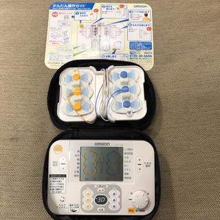 オムロン(OMRON)のオムロン 低周波治療器HV-F1200 3D エレパレスプロ(その他)