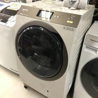 Panasonic - 2018年製   Panasonic ドラム洗濯機★NA-VX9800L