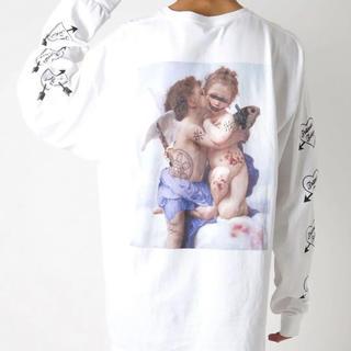 フーガ(FUGA)のTRAVAS TOKYO トラバストーキョー ロングTシャツ 天使(Tシャツ/カットソー(七分/長袖))