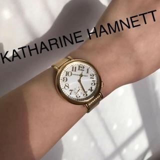 キャサリンハムネット(KATHARINE HAMNETT)のキャサリンハムネット 腕時計(腕時計)