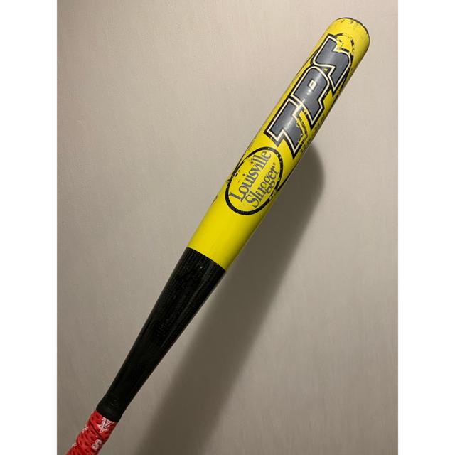 Louisville Slugger(ルイスビルスラッガー)のルイスビルスラッガー 初代カタリスト ソフトボール3号 トップバランス スポーツ/アウトドアの野球(バット)の商品写真