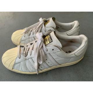 アディダス(adidas)のadidas アディダス スーパースター 80's(スニーカー)