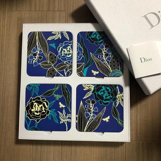 Dior - Dior ディオール ノベルティ コースター ダイヤモンド会員