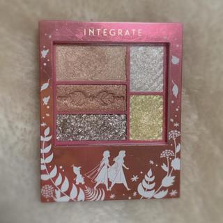 INTEGRATE - INTEGRATE アナと雪の女王 アイシャドウ