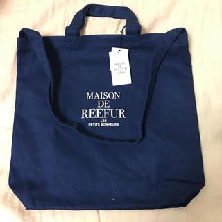 MAISON DE REEFUR 新品トート🎶