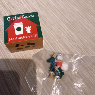 スターバックスコーヒー(Starbucks Coffee)の新品😍2019 コーヒーサンタ(ノベルティグッズ)