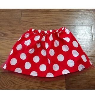 ディズニー(Disney)のミニースカート ハンドメイド(スカート)