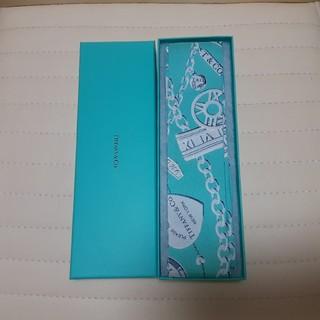 ティファニー(Tiffany & Co.)のティファニー シルクスカーフ(バンダナ/スカーフ)