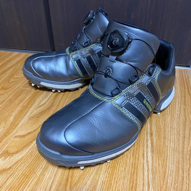 adidas(アディダス)のアディダス boost tour360 ゴルフ シューズ スポーツ/アウトドアのゴルフ(シューズ)の商品写真
