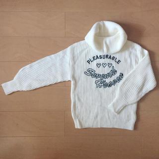 ラブトキシック(lovetoxic)のセーター150(ニット)