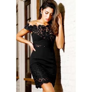 ROBE de FLEURS★Glossy★ドレス