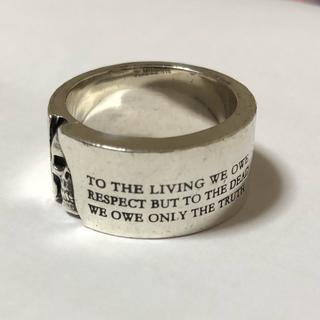 ドクターモンロー(Dr.MONROE)のドクターモンロー 指輪 リング 23号(リング(指輪))