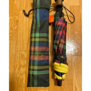 Vivienne Westwood - メトロポリタンチェック 折り畳み傘