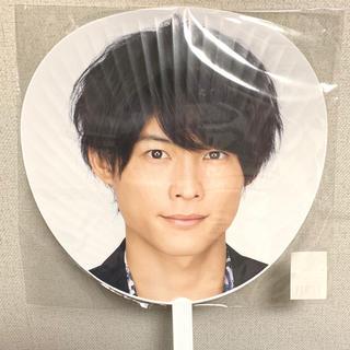 ジャニーズ(Johnny's)のSixTONES 松村北斗 うちわ 団扇(アイドルグッズ)