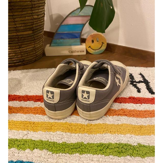 CONVERSE(コンバース)のコンバース スニーカー M&M'smamaさま専用 キッズ/ベビー/マタニティのキッズ靴/シューズ(15cm~)(スニーカー)の商品写真