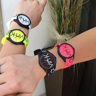 カルバンクライン(Calvin Klein)のck 腕時計 K5E51TFY イエローラバー(腕時計)