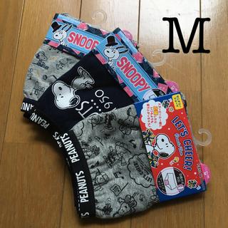 スヌーピー(SNOOPY)の新品☆スヌーピーレディース サニタリーショーツ M 3枚(ショーツ)
