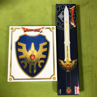 SQUARE ENIX - ドラゴンクエスト ロトの剣 ロトの盾