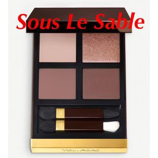 TOM FORD - トムフォード アイシャドウ 31 Sous Le Sable 新品未使用