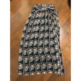 イザベルマラン(Isabel Marant)のISABEL MARANT ETOILE  イザベルマラン  ラップスカート(ロングスカート)